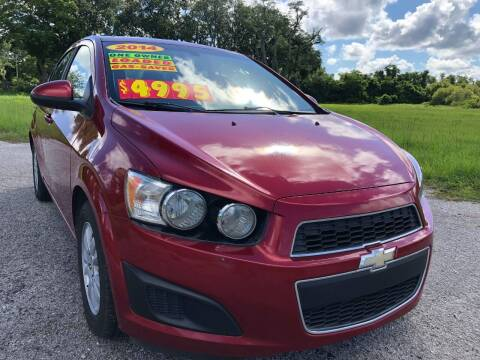 2014 Chevrolet Sonic for sale at Auto Export Pro Inc. in Orlando FL