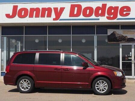 2019 Dodge Grand Caravan for sale at Jonny Dodge Chrysler Jeep in Neligh NE