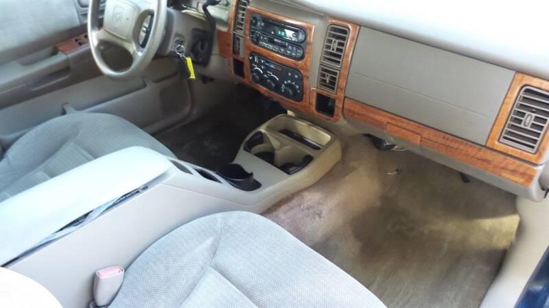 2002 Dodge Durango SLT 2WD 4dr SUV - Fort Myers FL
