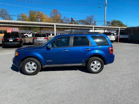 2008 Ford Escape for sale at Lewis Used Cars in Elizabethton TN
