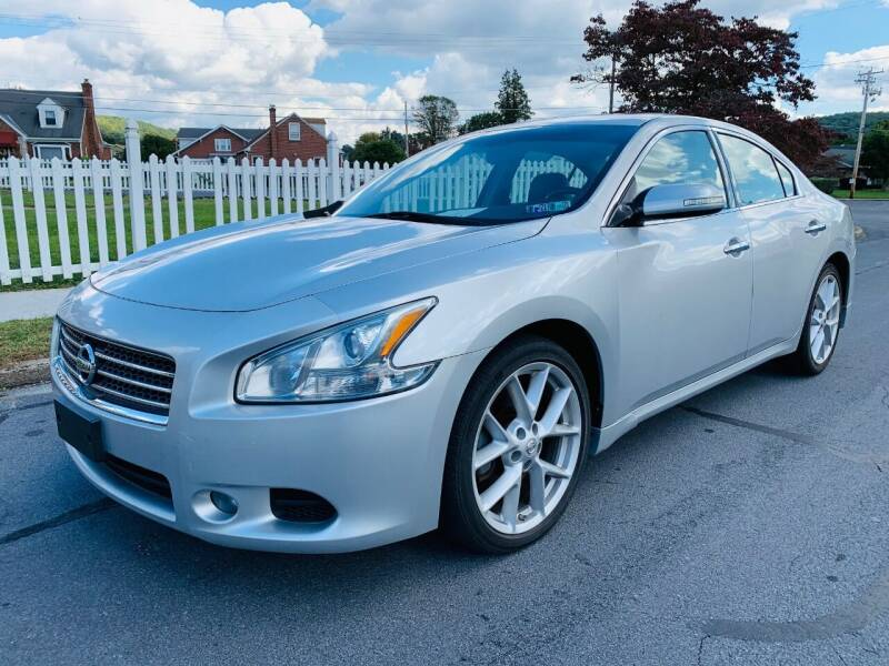2009 Nissan Maxima for sale at Capri Auto Works in Allentown PA