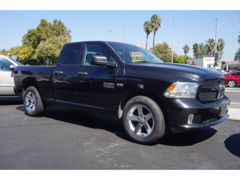 2018 RAM Ram Pickup 1500 for sale at Corona Auto Wholesale in Corona CA