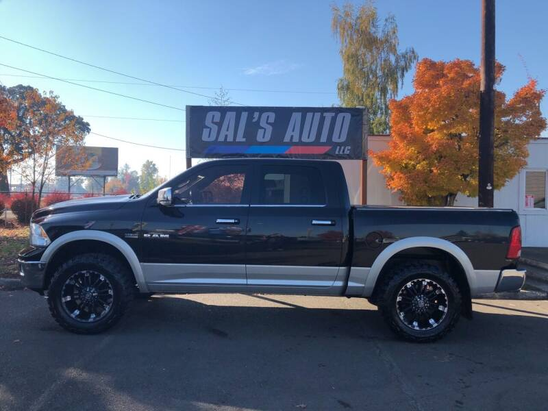2009 Dodge Ram Pickup 1500 for sale at Sal's Auto in Woodburn OR