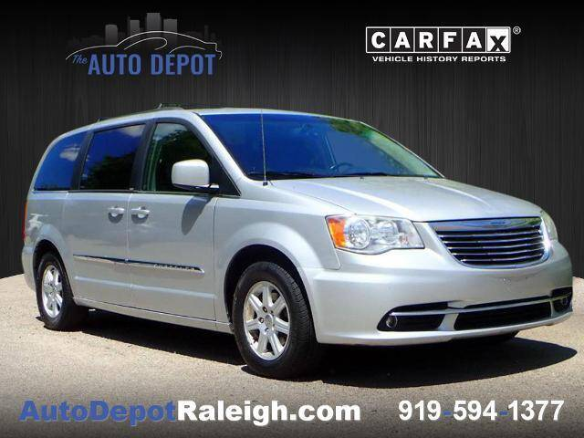 2012 Chrysler Town and Country for sale at The Auto Depot in Raleigh NC