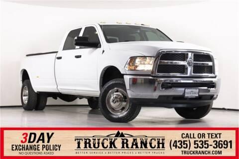 2015 RAM Ram Pickup 3500 for sale at Truck Ranch in Logan UT