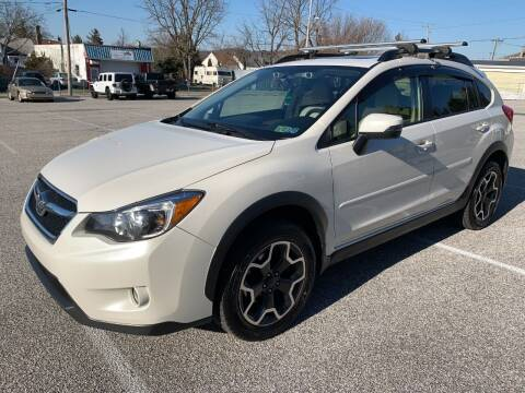2015 Subaru XV Crosstrek for sale at On The Circuit Cars & Trucks in York PA