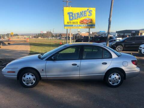 2002 Saturn S-Series for sale at Blakes Auto Sales in Rice Lake WI