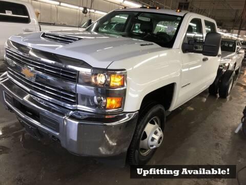 2017 Chevrolet Silverado 3500HD for sale at KA Commercial Trucks, LLC in Dassel MN
