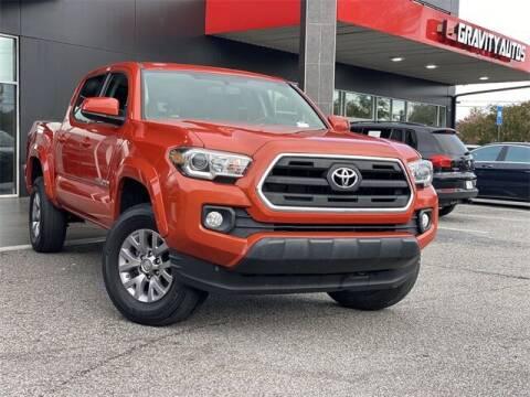 2017 Toyota Tacoma for sale at Gravity Autos Roswell in Roswell GA