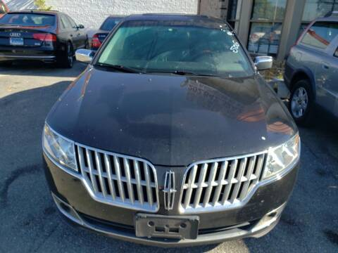 2010 Lincoln MKZ for sale at Jimmys Auto INC in Washington DC