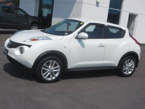 2014 Nissan JUKE for sale at Price Auto Sales 2 in Concord NH