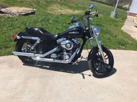 2013 Harley-Davidson FXDC for sale at HIGHWAY 12 MOTORSPORTS in Nashville TN