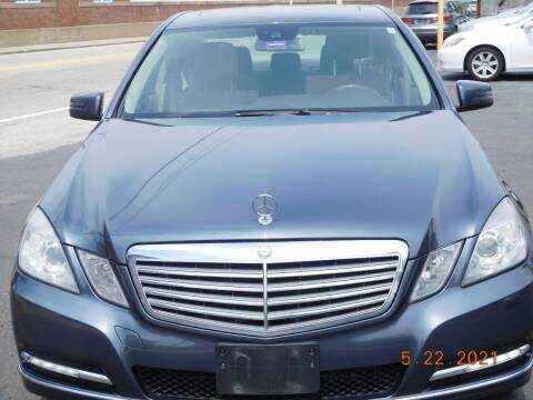 2013 Mercedes-Benz E-Class for sale at Southbridge Street Auto Sales in Worcester MA