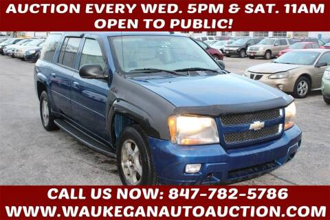2006 Chevrolet TrailBlazer EXT for sale at Waukegan Auto Auction in Waukegan IL