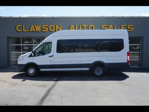 2016 Ford Transit Passenger for sale at Clawson Auto Sales in Clawson MI