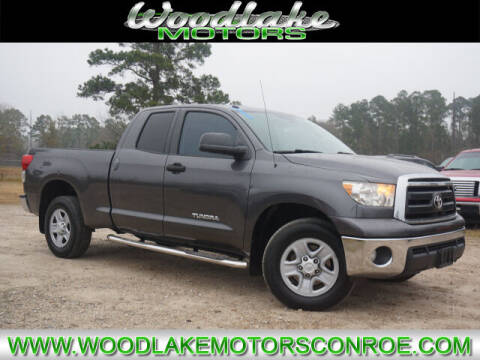 2013 Toyota Tundra for sale at WOODLAKE MOTORS in Conroe TX