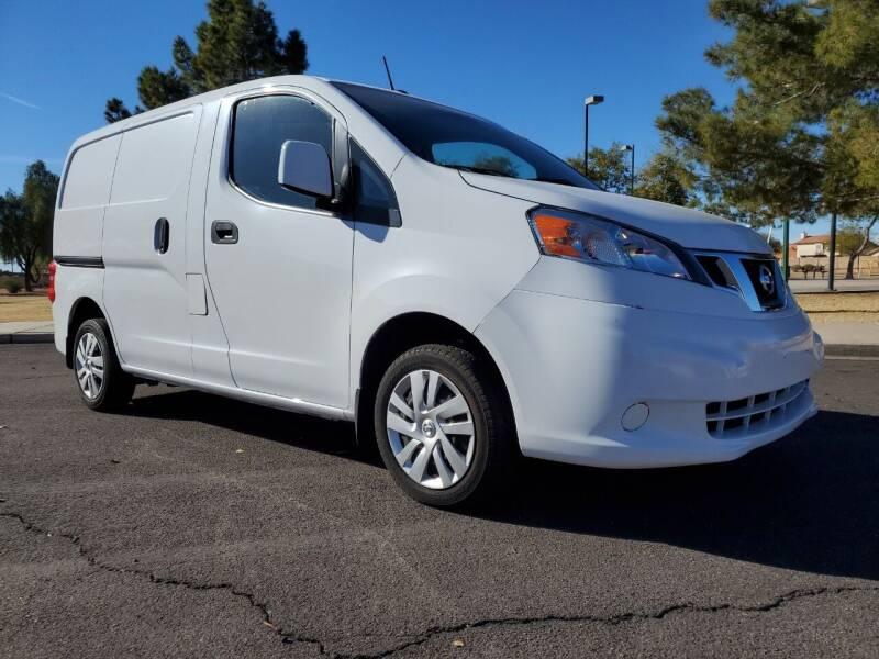 2017 Nissan NV200 for sale at AZ Work Trucks And Vans in Mesa AZ