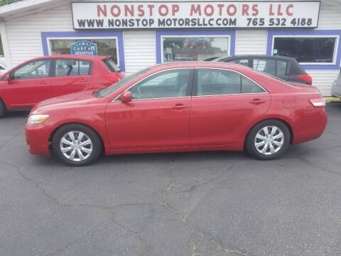 2010 Toyota Camry for sale at Nonstop Motors in Indianapolis IN
