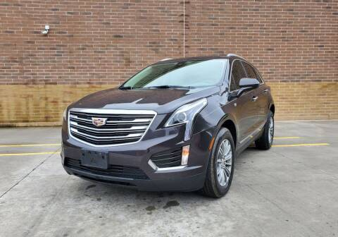 2017 Cadillac XT5 for sale at International Auto Sales in Garland TX