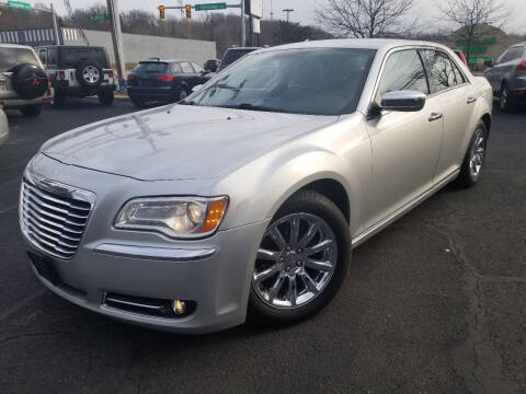 2012 Chrysler 300 for sale at Cedar Auto Group LLC in Akron OH