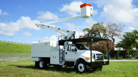2013 Ford F-750 Super Duty for sale at American Trucks and Equipment in Hollywood FL