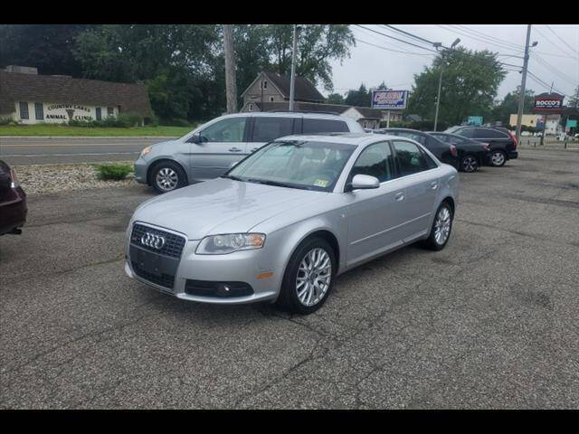2008 Audi A4 for sale at Colonial Motors in Mine Hill NJ