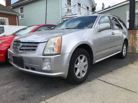 2004 Cadillac SRX for sale at Real Auto Shop Inc. in Somerville MA