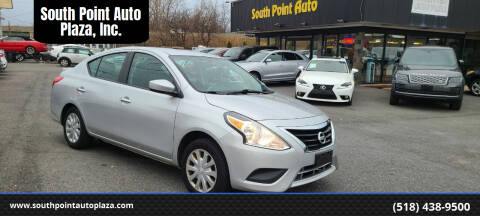 2017 Nissan Versa for sale at South Point Auto Plaza, Inc. in Albany NY