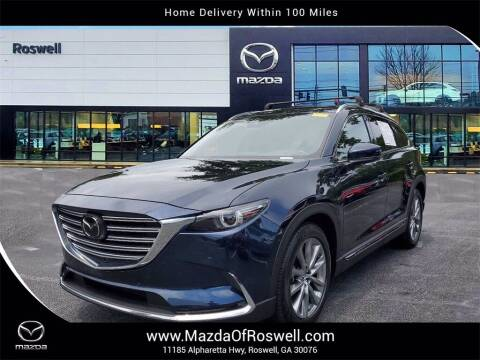 2019 Mazda CX-9 for sale at Mazda Of Roswell in Roswell GA