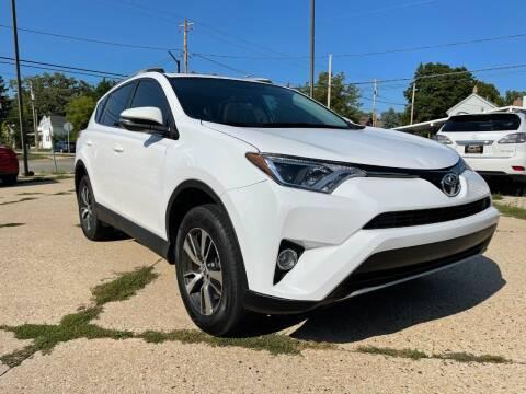 2016 Toyota RAV4 for sale at Auto Gallery LLC in Burlington WI