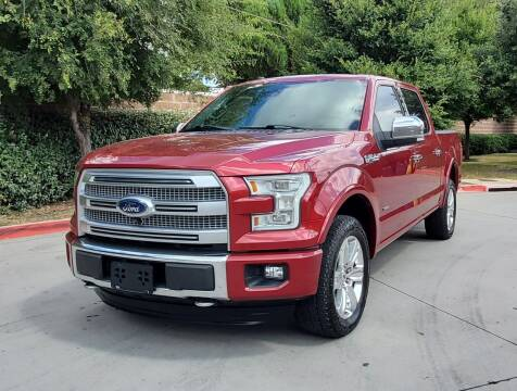 2016 Ford F-150 for sale at International Auto Sales in Garland TX