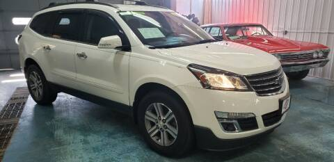 2015 Chevrolet Traverse for sale at Stach Auto in Janesville WI
