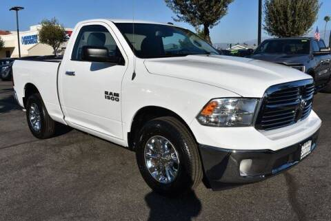 2014 RAM Ram Pickup 1500 for sale at DIAMOND VALLEY HONDA in Hemet CA