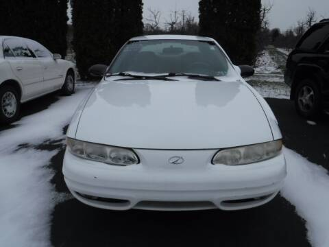 2004 Oldsmobile Alero for sale at Vicki Brouwer Autos Inc. in North Rose NY