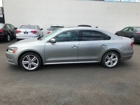 2014 Volkswagen Passat for sale at Shoppe Auto Plus in Westminster CA