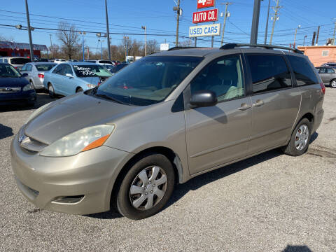 2007 Toyota Sienna for sale at 4th Street Auto in Louisville KY