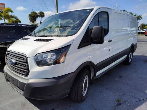 2017 Ford Transit Cargo for sale at Celebrity Auto Sales in Port Saint Lucie FL