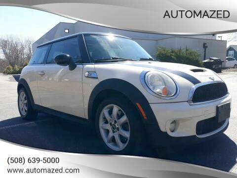 2007 MINI Cooper for sale at Automazed in Attleboro MA