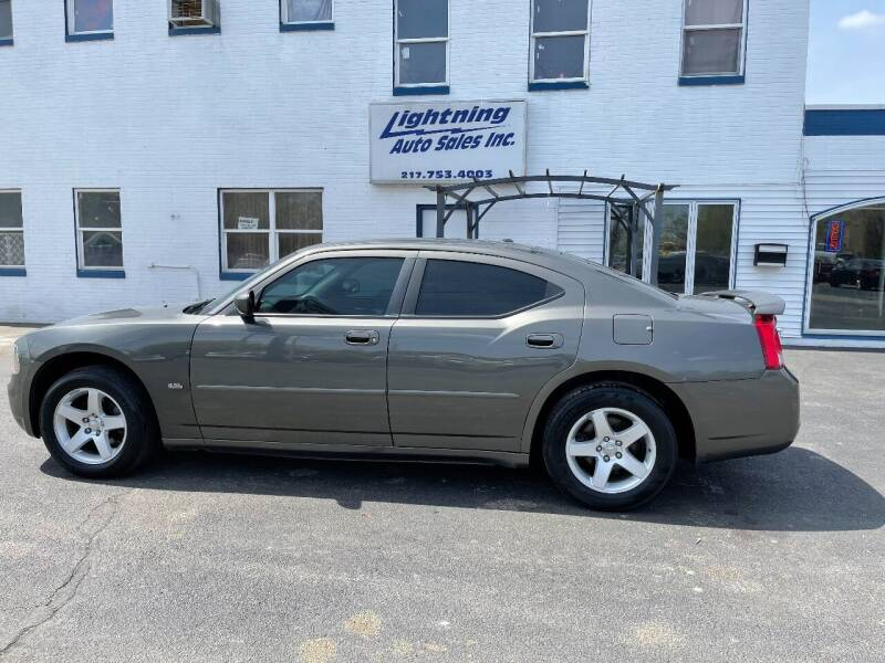 2010 Dodge Charger for sale at Lightning Auto Sales in Springfield IL