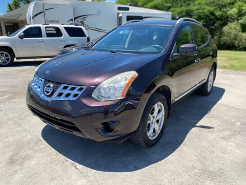 2011 Nissan Rogue for sale at Autoway Auto Center in Sevierville TN