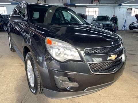 2014 Chevrolet Equinox for sale at John Warne Motors in Canonsburg PA