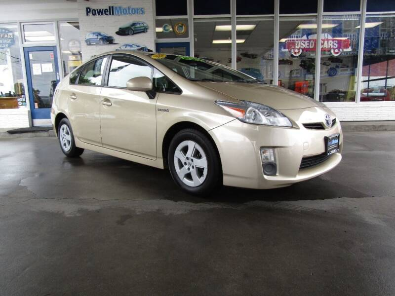 2011 Toyota Prius for sale at Powell Motors Inc in Portland OR