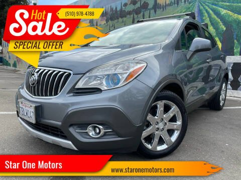 2013 Buick Encore for sale at Star One Motors in Hayward CA