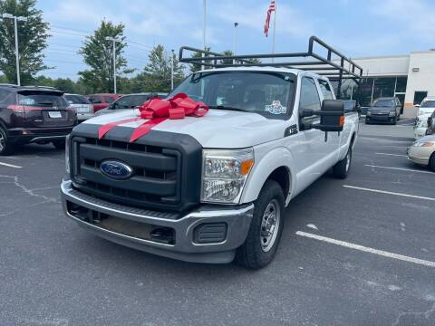 2014 Ford F-250 Super Duty for sale at Charlotte Auto Group, Inc in Monroe NC