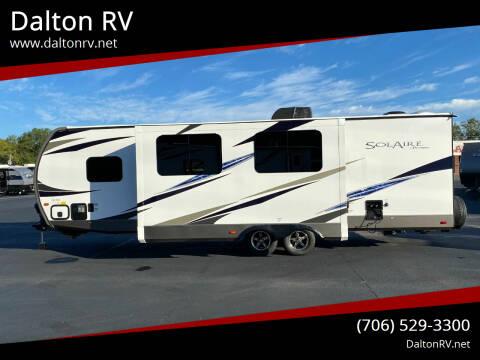 2021 Palomino Solaire GT3 Ultra Lite 268BH for sale at Dalton RV in Dalton GA