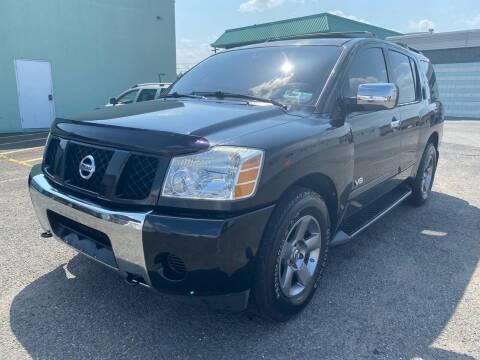 2005 Nissan Armada for sale at MFT Auction in Lodi NJ