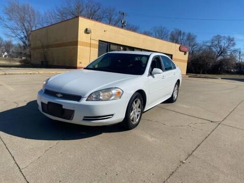2012 Chevrolet Impala for sale at Xtreme Auto Mart LLC in Kansas City MO