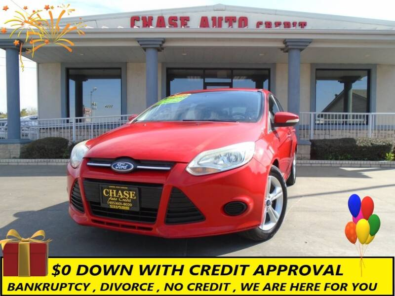 2014 Ford Focus for sale at Chase Auto Credit in Oklahoma City OK