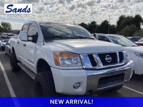 2014 Nissan Titan for sale at Sands Chevrolet in Surprise AZ