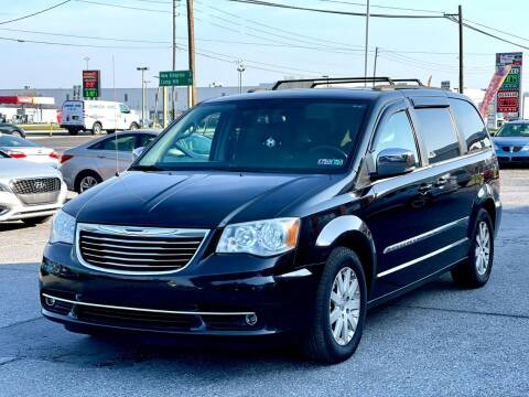 2012 Chrysler Town and Country for sale at AZ AUTO in Carlisle PA